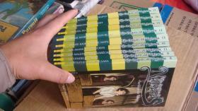9本合售 Les dragons de Nalsara  8,9.10.11.13.14.15.16.17(Illustrations dAlban Marilleau) 法文原版 全新 插图册 总厚约10.5CM