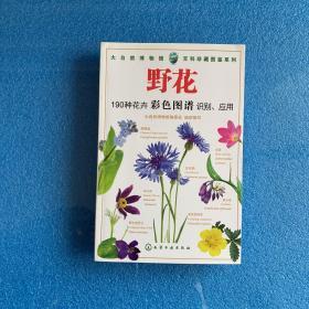 百科珍藏圖鑒系列:野花
