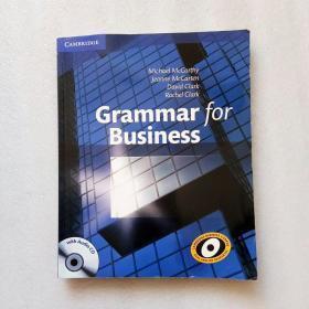 Grammar for Business(英文原版)书内有一点点写字