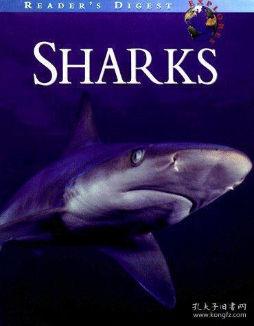 Sharks (Reader's Digest Explores)