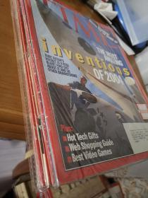 Time magazine 时代周刊 2004年 全年8本合售