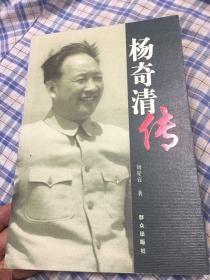 杨奇清传(中共保卫系统领导,建国后公安部副部长)