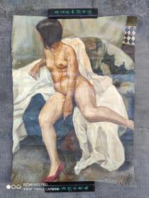 孙楠油画,带出版