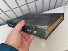 清同治《礼记易读》上下两册全。此书最早版本。