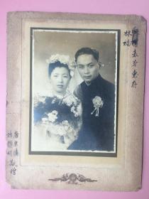 年底特惠,照片,民国,美女结婚照,漂亮