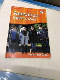 American English in Mind: Students Book Starter【含光盘】