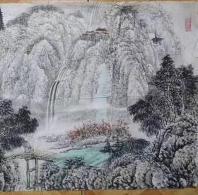 BYG16马庆德绘画作品