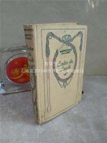 Contes du Lundi/周一的故事(1931年出版)