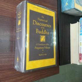 The Numerical Discourses Of The Buddha A Complete Translation Of The Anguttara Nikaya(塑封未拆)