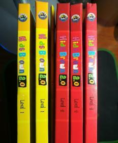 Kids Brown2.0 布朗儿童英语 (1-5册+光盘)工+(1-5练习册)共10本合售