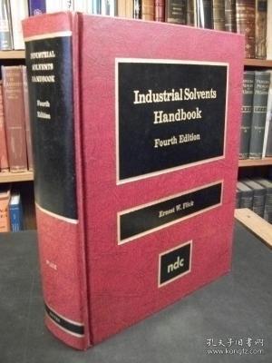Industrial Solvents Handbook