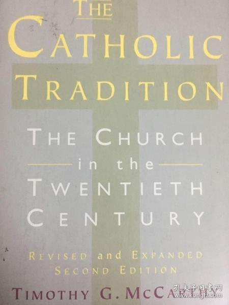 英文原版:The catholic tradition