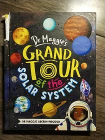 Dr  Maggie's  GRAND  TOUR  of  the  SOLAR  SYSTEM【玛吉博士的太阳系之旅】