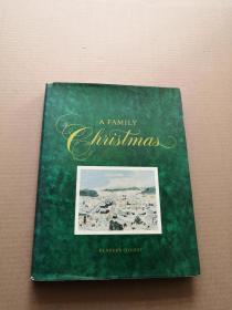 A FAMILY CHRISTMAS(16开精装本)