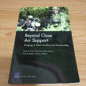 Beyond Close Air Support: Forging a New Air Grou