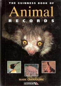The Guinness Book of Animal Records