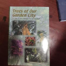 外文植物书一本