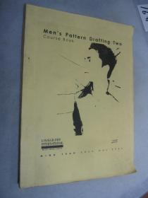 mens pattern drafting two course book