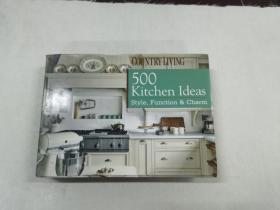 Country Living 500 Kitchen Ideas