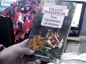 WILLIAM SHAKESPEARE TWO GENTIEMEN OF VERONA