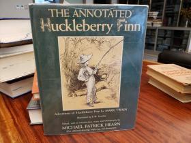 The Annotated Huckleberry Finn:  Adventures of Huckleberry Finn