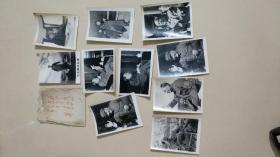 红色收藏 毛林照片 一套20张全 详情见图