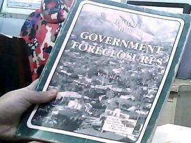 HOW  TO BUY GOVERNMENT FORECLOSURES VOLUME I