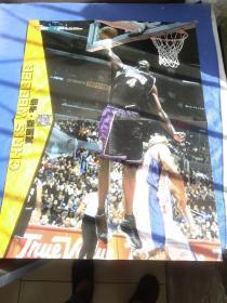 克里斯韦伯海报,当代体育篮球海报