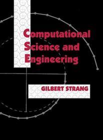 现货 Computational Science and Engineering 英文原版  计算科学与工程   [美] Gilbert Strang  吉尔伯特·斯特朗