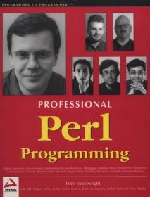 正版Perl高级编程英.温菜特季红机械工业出版社9787111101406d
