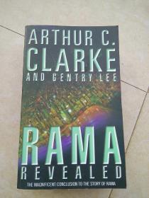 《Arthur C. Clarke and Gentry Lee:Rama Revealed》