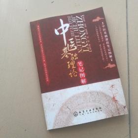 中医基础理论笔记图解