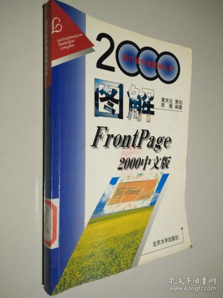 图解Frontpage 2000中文版