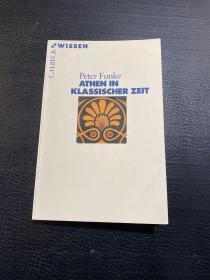 Peter Funke ATHEN IN KLAssIscHRR zEIT