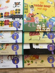 布朗儿童英语Kids brown2.0 Level3 八册合售