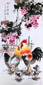 著名画家刘敏艳作品
