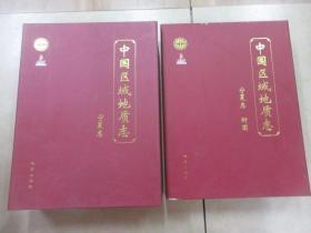 宁夏志 + 附图 (中国区域地质志) 带盒精装
