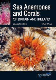 现货 Sea Anemones and Corals of Britain and Ireland   英文原版 英国和爱尔兰的海葵和珊瑚 海洋生物学