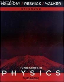 Fundamentals of Physics, A Students Companion e-Book to accompany Fundamentals of Physics