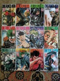 一拳超人经典卡片 20张全 日语日文原版