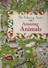 平装 Amazing Animals 神奇的动物