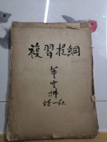 董云拂。稿本。历任潞城、浑源、寿阳、崞县等地县长。大夫手记