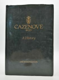 Cazenove and Co: A History 英文原版