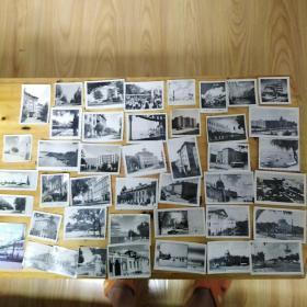相片。〈哈尔滨老相片)。42张。