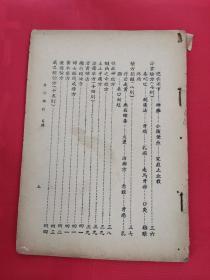 民国残书:丹方杂志(存第5-62页)