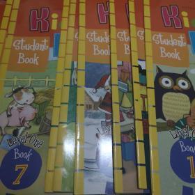 kids brown布朗儿童英语level1 全套练习册(1-10本)
