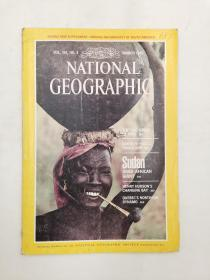 national geographic march 1982    国家地理1982年3月