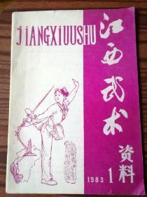 江西武术资料1983年创刊号#12