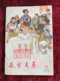 辽宁青年 1973年15期 包邮挂刷
