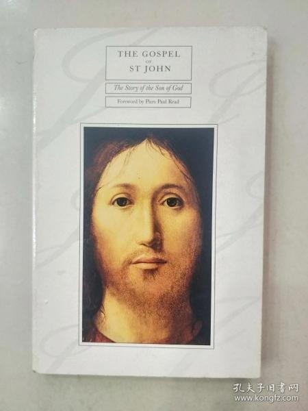 THE GOSPEL OF ST JOHN